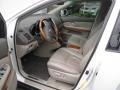 Parchment Interior Photo for 2009 Lexus RX #50545408