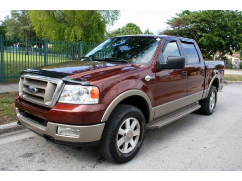 2005 ford f150 lariat supercrew 4x4 data info and specs. Black Bedroom Furniture Sets. Home Design Ideas