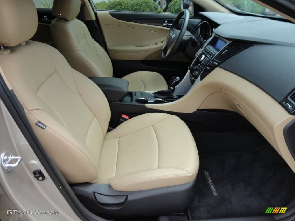 Camel Interior 2011 Hyundai Sonata Limited Photo 50548225