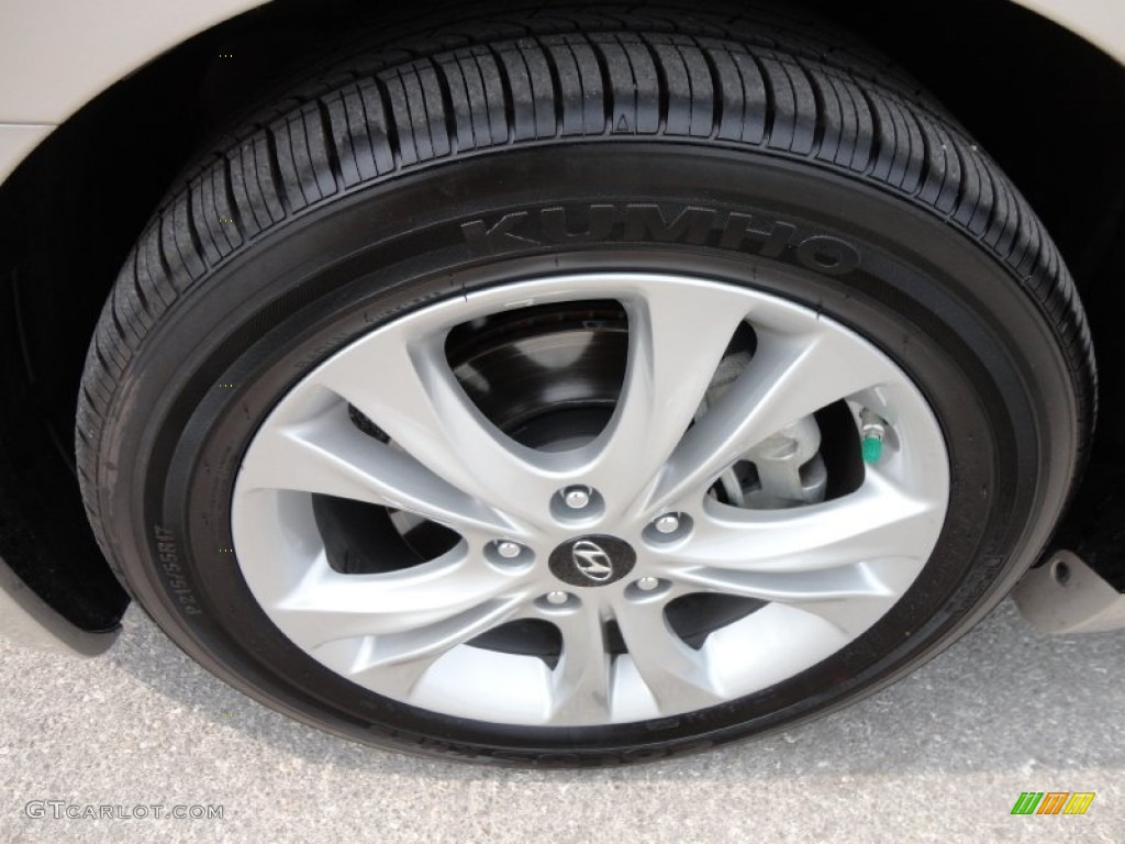 2011 Hyundai Sonata Limited Wheel Photo 50548234 Gtcarlot Com