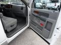 2006 Bright White Dodge Ram 1500 SLT Regular Cab  photo #11
