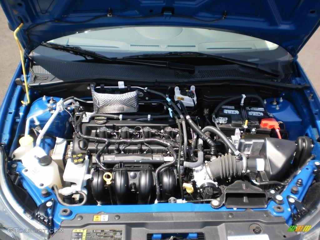 2010 ford focus ses coupe 2 0 liter dohc 16 valve vvt duratec 4 cylinder engine photo 50555668. Black Bedroom Furniture Sets. Home Design Ideas