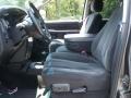 2002 Graphite Metallic Dodge Ram 1500 SLT Quad Cab 4x4  photo #13