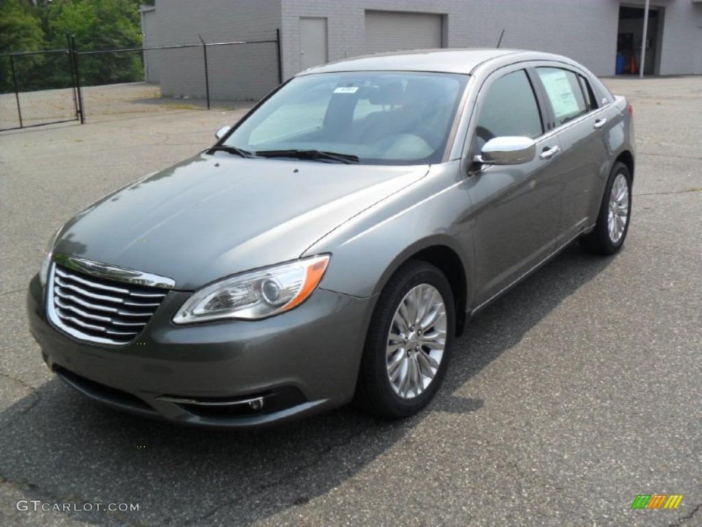 2011 Tungsten Metallic Chrysler 200 Limited 50549889