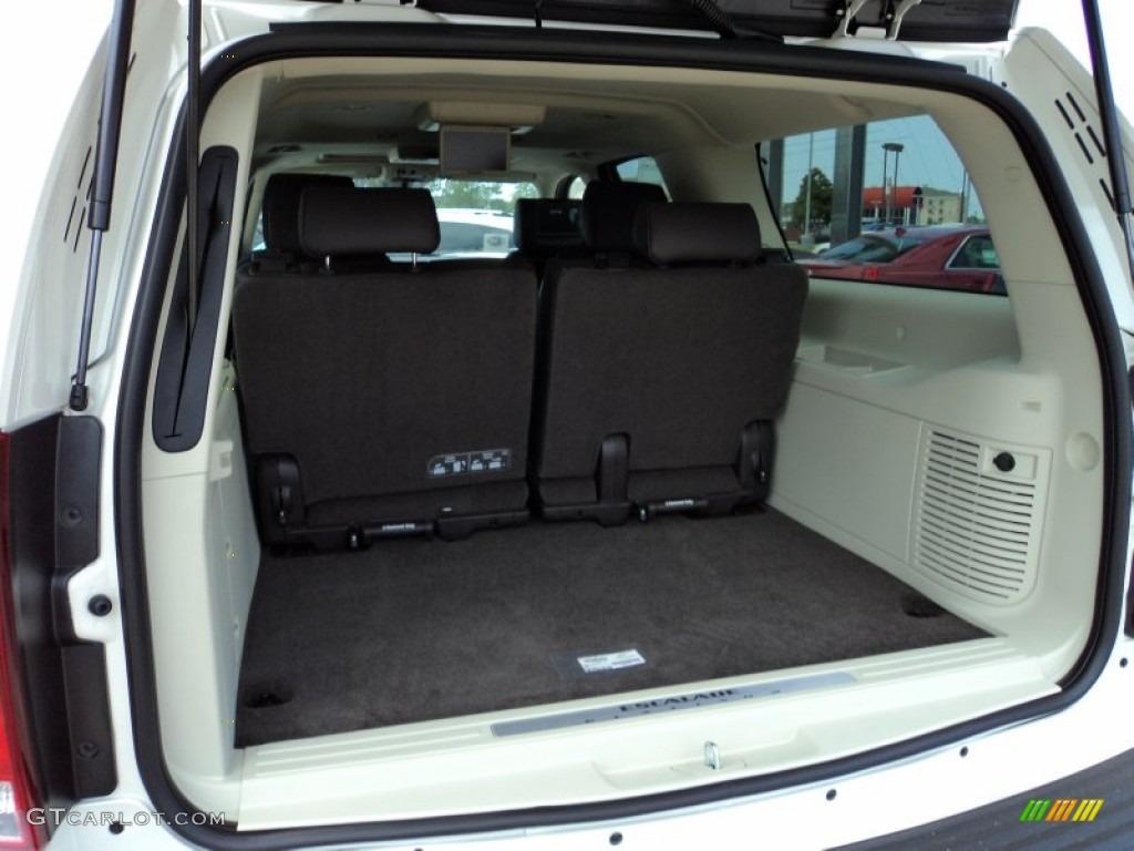 2011 Cadillac Escalade Esv Platinum Trunk Photo 50558485