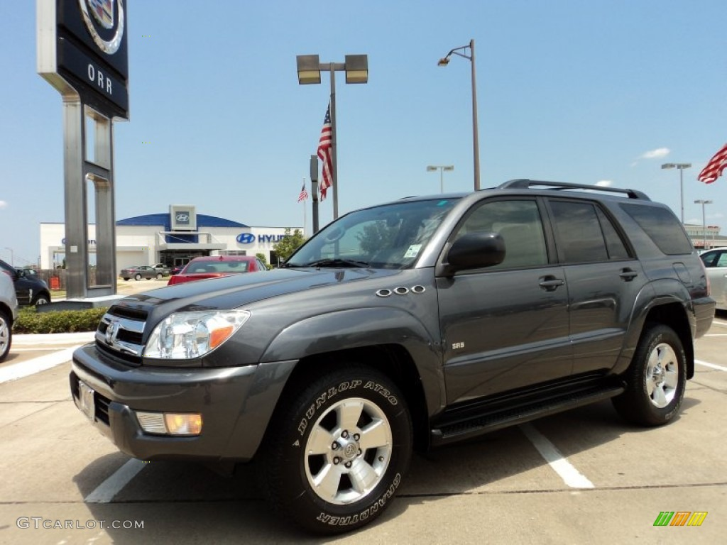 2005 galactic gray mica toyota 4runner sr5 50549727 car color galleries. Black Bedroom Furniture Sets. Home Design Ideas