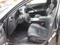 Black Interior Photo for 2008 Lexus IS #50566384