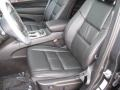 Black 2011 Jeep Grand Cherokee Interiors