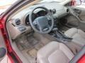 1999 Pontiac Grand Am Dark Taupe Interior Prime Interior Photo