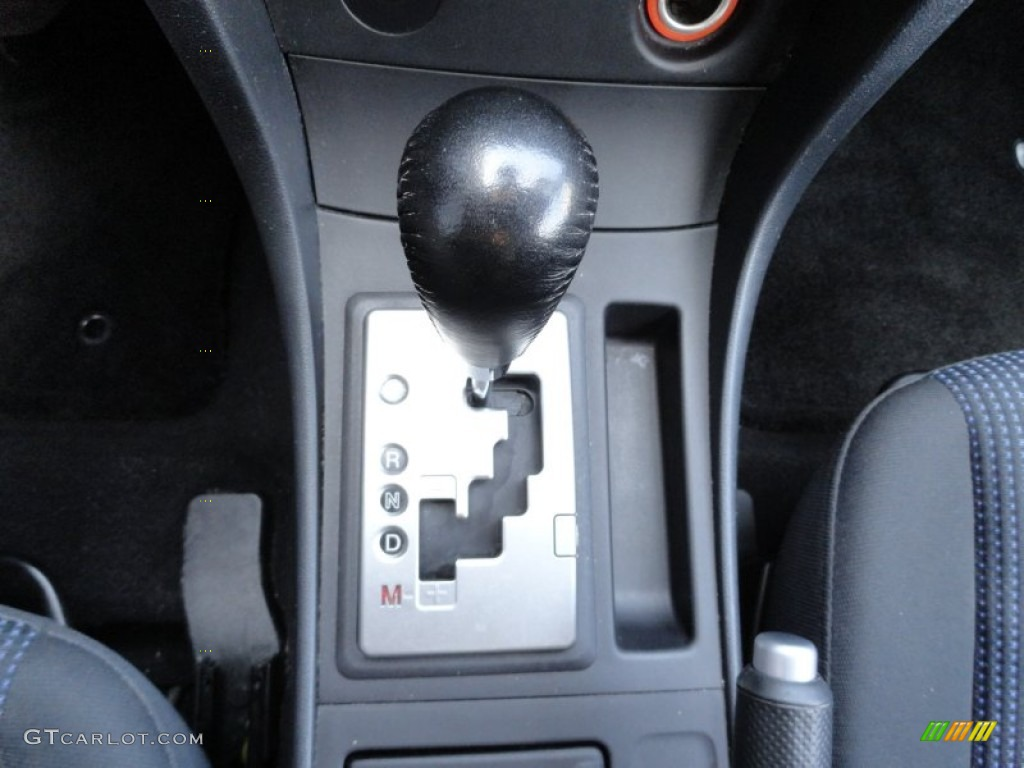 2006 mazda mazda3 s touring sedan 5 speed sport automatic. Black Bedroom Furniture Sets. Home Design Ideas