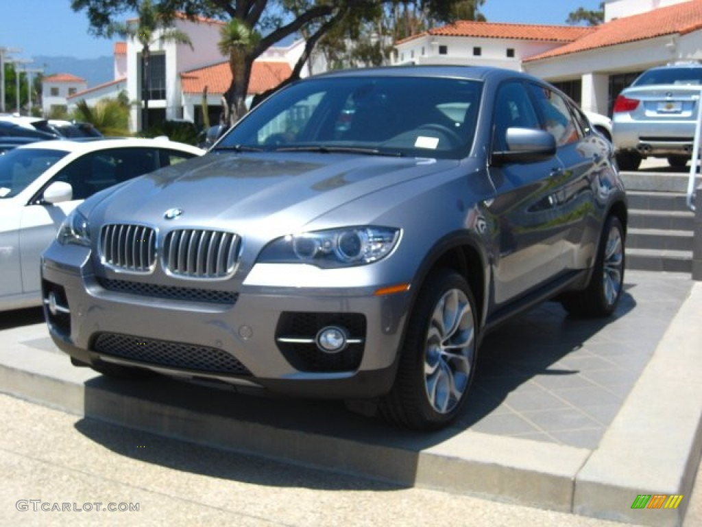 2012 Space Grey Metallic Bmw X6 Xdrive50i 50549487 Gtcarlot Com