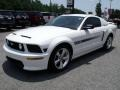 2007 Performance White Ford Mustang GT/CS California Special Coupe  photo #3