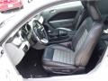 Black/Dove Accent Interior Photo for 2007 Ford Mustang #50576884