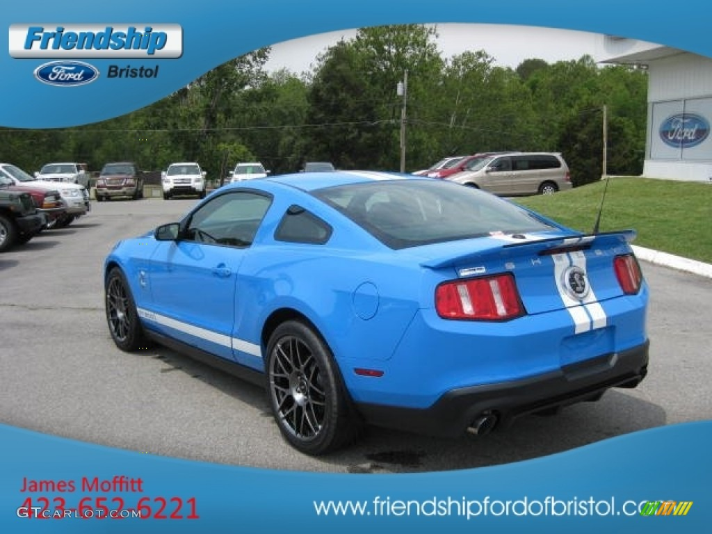 Related to New 2012 Ford Mustang Shelby GT500 SVT Performance Package