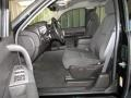 Ebony Interior Photo for 2008 Chevrolet Silverado 1500 #50580832