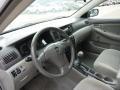 Light Gray 2004 Toyota Corolla Interiors
