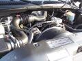 2002 Medium Charcoal Gray Metallic Chevrolet Silverado 1500 Work Truck Regular Cab 4x4  photo #31