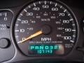 2002 Medium Charcoal Gray Metallic Chevrolet Silverado 1500 Work Truck Regular Cab 4x4  photo #49
