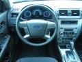 2011 Blue Flame Metallic Ford Fusion SE  photo #7