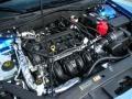 2011 Blue Flame Metallic Ford Fusion SE  photo #11