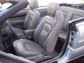 2002 Brilliant Silver Metallic Chrysler Sebring LXi Convertible  photo #24