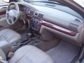 2002 Brilliant Silver Metallic Chrysler Sebring LXi Convertible  photo #32