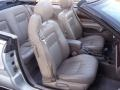 2002 Brilliant Silver Metallic Chrysler Sebring LXi Convertible  photo #33