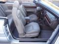 2002 Brilliant Silver Metallic Chrysler Sebring LXi Convertible  photo #34
