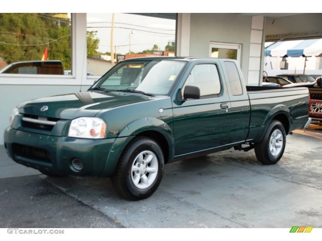 2001 Nissan Frontier Xe King Cab Exterior Photos