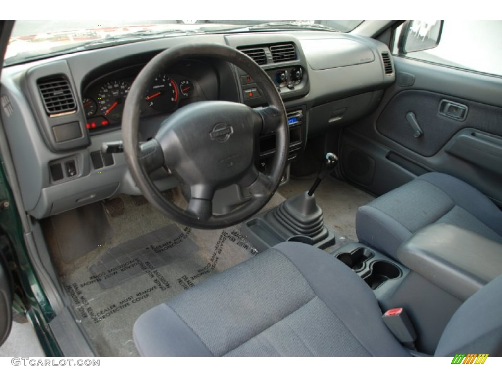 2001 nissan frontier xe king cab interior photo 50601837. Black Bedroom Furniture Sets. Home Design Ideas