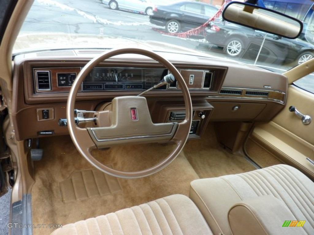 1987 Oldsmobile Cutlass Supreme Coupe Interior Photo 50610501
