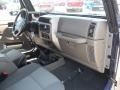 Khaki Interior Photo for 2006 Jeep Wrangler #50610738