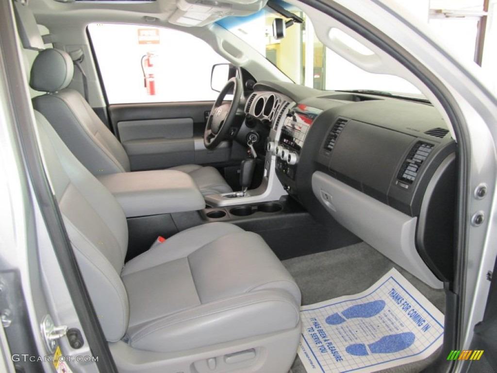 Graphite Interior 2008 Toyota Sequoia Sr5 Photo 50612547