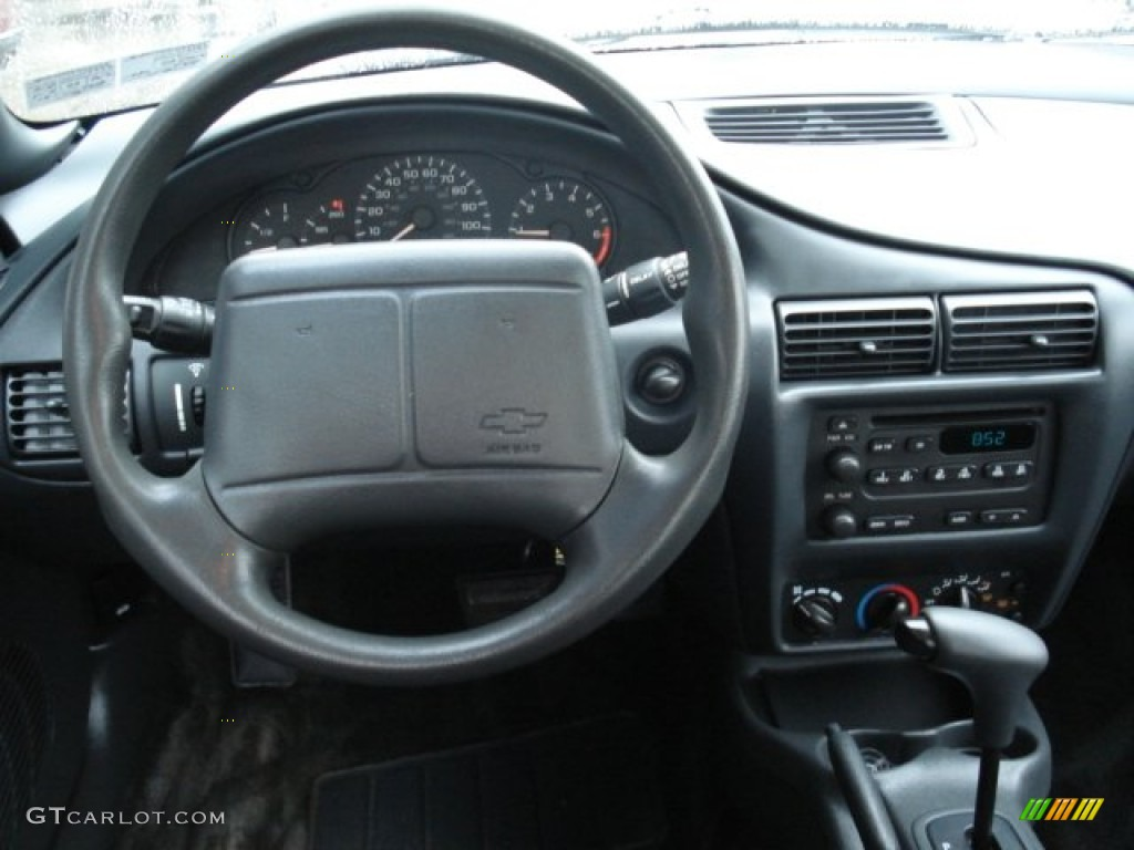 2002 Chevrolet Cavalier Ls Sedan Dashboard Photos