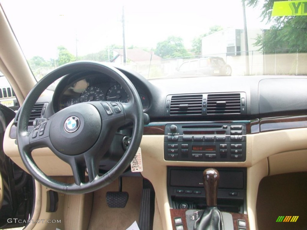 2005 bmw 3 series 325i coupe dashboard photos