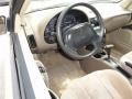 1996 S Series SC2 Coupe Beige Interior