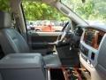 Medium Slate Gray 2007 Dodge Ram 2500 Interiors