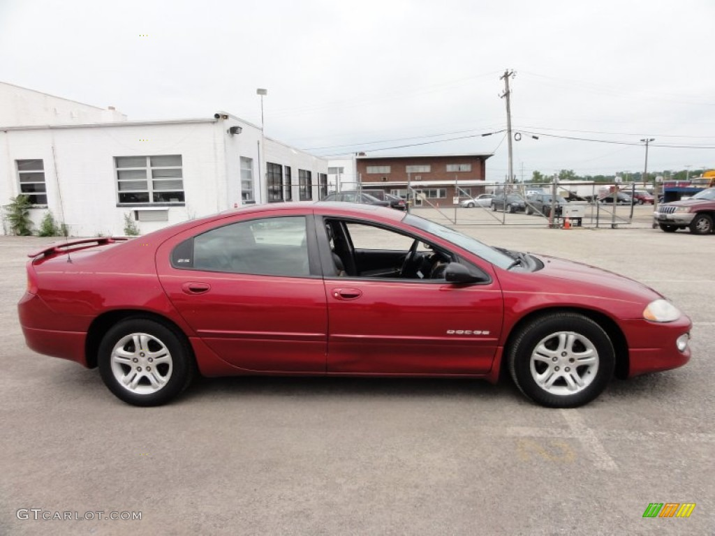 inferno red metallic 2000 dodge intrepid es exterior photo. Black Bedroom Furniture Sets. Home Design Ideas