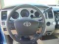 2008 Blue Streak Metallic Toyota Tundra Double Cab  photo #9