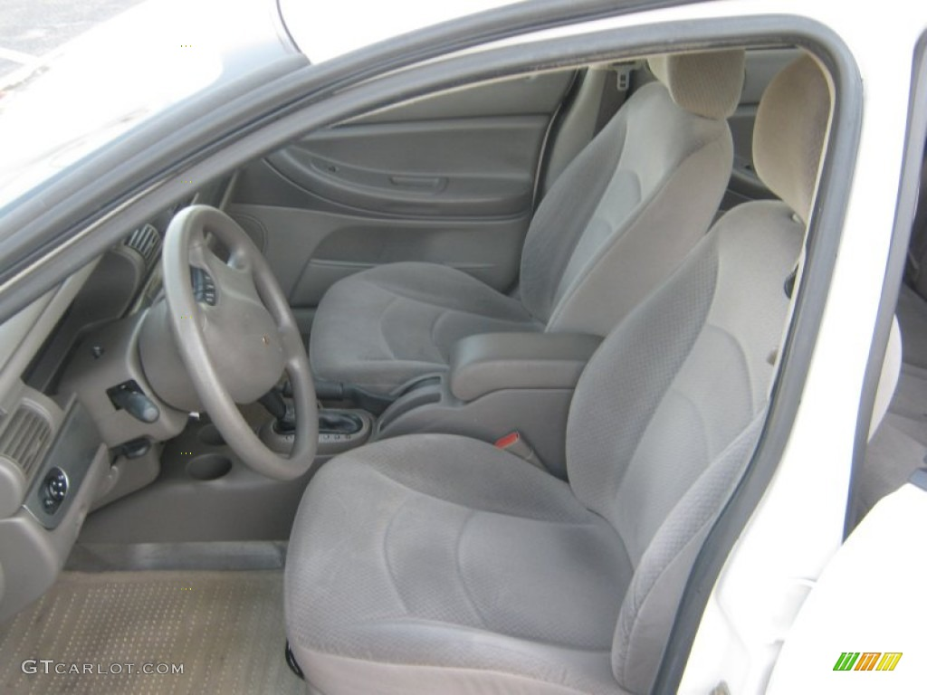 Taupe Interior 2004 Chrysler Sebring Sedan Photo 50642106