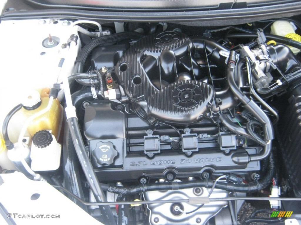 chrysler 300 2 7 engine diagram nocksenseur 2004 chrysler sebring 2 7 engine diagram 2004 chrysler sebring sedan 2.7 liter dohc 24-valve v6 ...