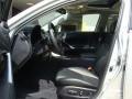 Black Interior Photo for 2008 Lexus IS #50642847