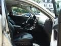 Black Interior Photo for 2008 Lexus IS #50642853