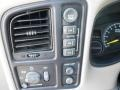 Medium Gray Controls Photo for 2001 Chevrolet Silverado 1500 #50643378