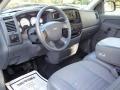 2006 Patriot Blue Pearl Dodge Ram 1500 ST Regular Cab  photo #16