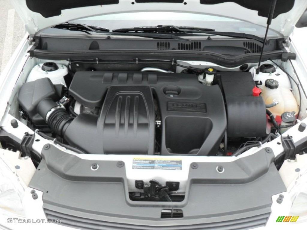2007 Chevrolet Cobalt LT Coupe 2.2L DOHC 16V Ecotec 4 ...