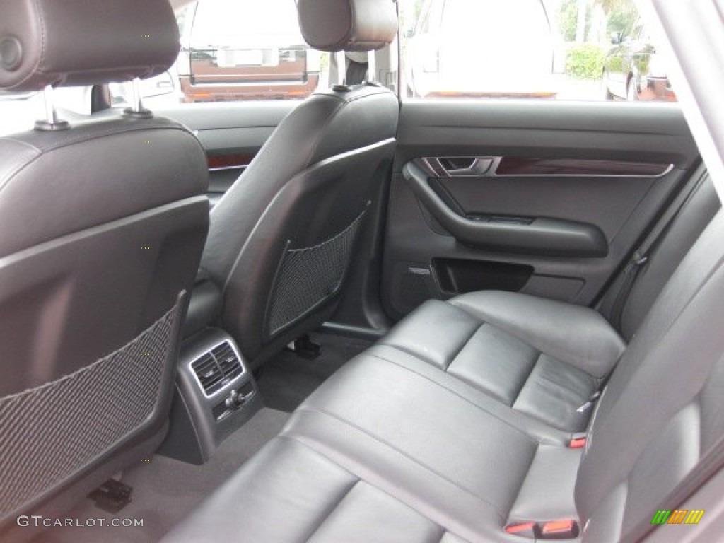 2008 audi a6 3 2 sedan interior photos. Black Bedroom Furniture Sets. Home Design Ideas