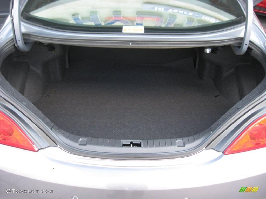 2011 Hyundai Genesis Coupe 3 8 Grand Touring Trunk Photo