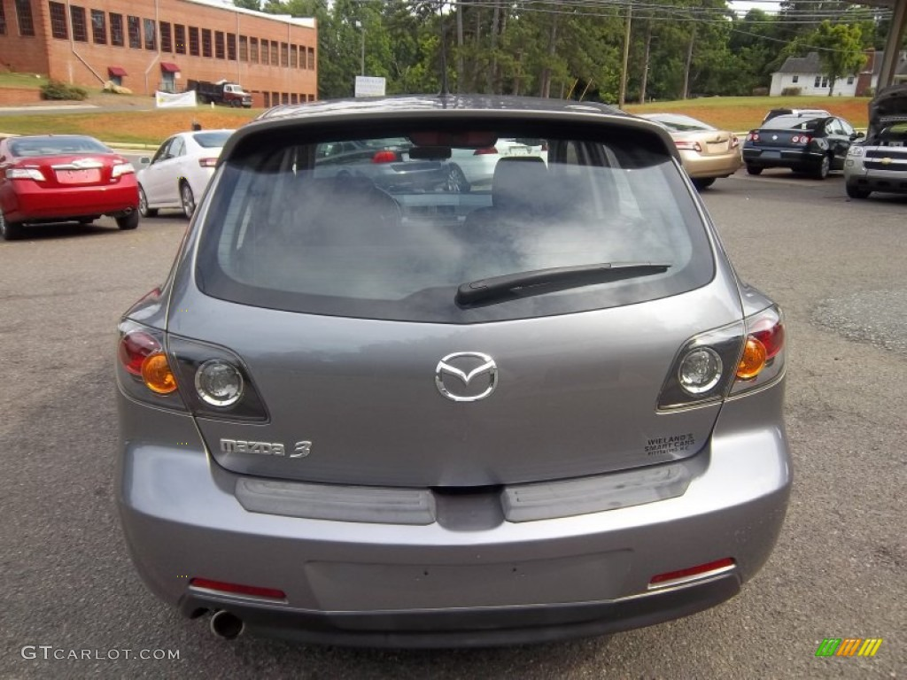 2005 titanium gray metallic mazda mazda3 s hatchback. Black Bedroom Furniture Sets. Home Design Ideas
