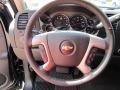 2011 Imperial Blue Metallic Chevrolet Silverado 1500 LT Extended Cab 4x4  photo #9